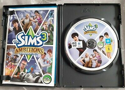 £9.99 • Buy The Sims 3: Ambitions (PC: Mac, 2010) Expansion Pack