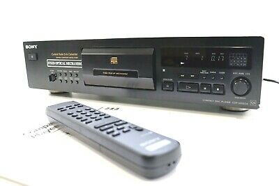 SONY CDP-XB920E QS RANGE Audiophile Stereo CD Player & Remote ** SERVICED ** • 269£