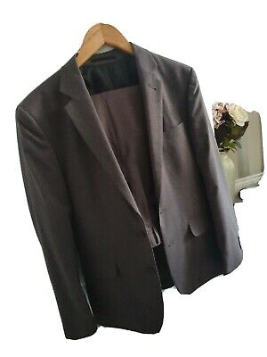 £11 • Buy Grey Taylor Wright 2 Piece Suit Used
