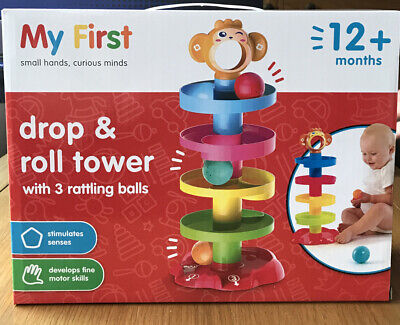 £8.40 • Buy My First Drop And Roll Tower