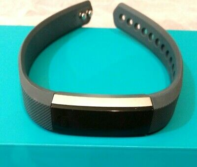 $ CDN53.35 • Buy Fitbit Alta HR Heart Rate + Fitness Wireless Gray Large Band
