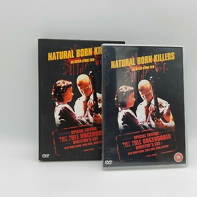 £1.49 • Buy Natural Born Killers (DVD, 2003) Special Edition: Full Uncensored Director's Cut
