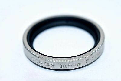 $ CDN86.72 • Buy Genuine Contax 30.5mm P Filter For T3 TVS TVS II Film Cameras From Japan F/S
