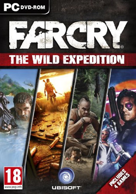 AU55.78 • Buy Far Cry The Wild Expedition (Windows 7 /98) (2014)