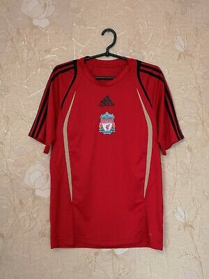Liverpool 2009 Training Football Shirt Jersey Adidas Size S • 21.28£