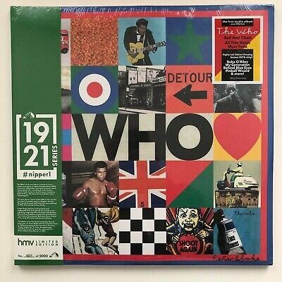 The Who - Who / Hits (HMV 1921 Nipper Series) 2LP Vinyl Record [NEW] • 19£