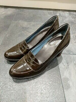 £4 • Buy Rockport Ladies Brown Shoes Size 6