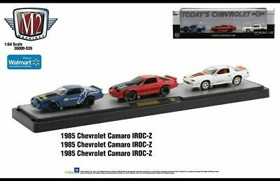 $ CDN32.03 • Buy M2 Machines Chevrolet Auto Haulers Camaro IROC-Z Walmart Exclusive In Hand