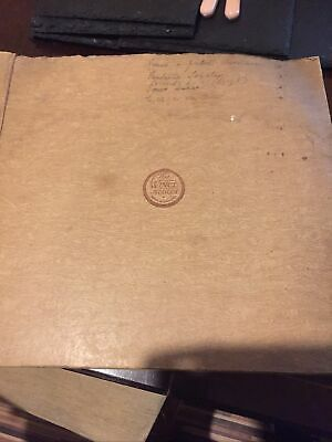 Job Lot Of 9 Vintage 78 Rpm Gramophone Records See Description & See Photo's  • 15£