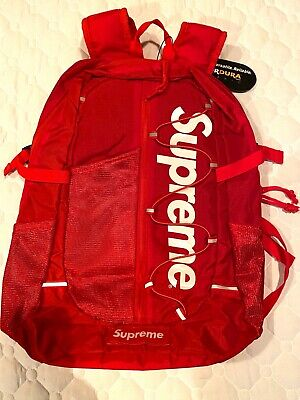$ CDN72.73 • Buy SUPREME Back Pack Cordura NEW! Never Used - Red