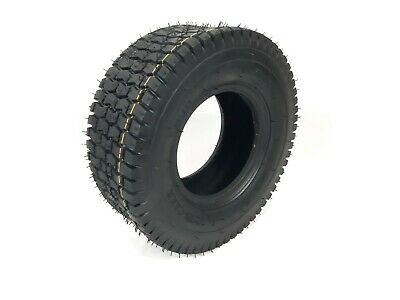 £21.90 • Buy 13x5.00-6 TURF TYRE Ride On Lawn Mower Garden Tractor 13x500-6 Tyre TUBELESS