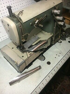Twin Needle Sewing Machine Industrial • 350£