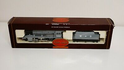 HORNBY R2043 WD GREY 2-8-0 CLASS 8F LOCOMOTIVE 300 LIMITED EDITION BOXED Nx • 160£