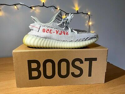 $ CDN330 • Buy YEEZY BOOST 350 V2 Blue Tint UK10
