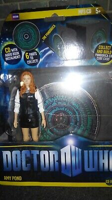 £25.99 • Buy Doctor Who Action Figure Amy Pond Police Uniform Pandorica CD 05 NEW