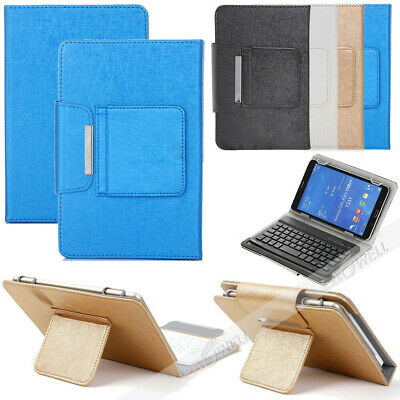 AU32.46 • Buy For Samsung Galaxy Tab A 7.0/8.0/10.1  Tablet Case Cover With Wireless Keyboard