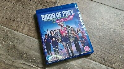 Birds Of Prey (and The Fantabulous Emancipation One Harley...Blu-Ray • 11.99£