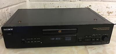 SONY CD Player CDP-XB740E QS Audiophile. High End - Faulty Not Reading Disc's • 29.95£