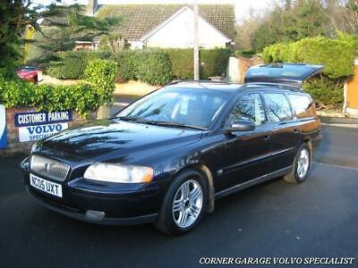 2005 Volvo V70 S 2.4-D5-185 6sp Manual, FULL SERVICE HISTORY, DSTC/CRUISE/INFO • 1,990£
