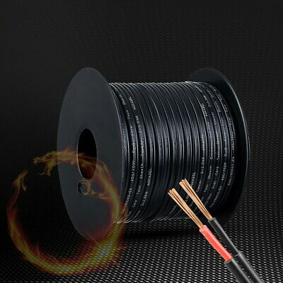 AU25.86 • Buy 2.5 Mm Electrical Cable Twin Core Extension Wire 30 M Car Solar Panel 450 V