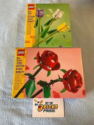 AU79.99 • Buy Lego Exclusive Botanical Collection Set 40460/40461 New/Sealed/Hard To Find