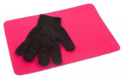 £3.99 • Buy  Heat Proof Resistant Glove & Mat For Use With GHD & Cloud 9  Hair Wands Tongs P