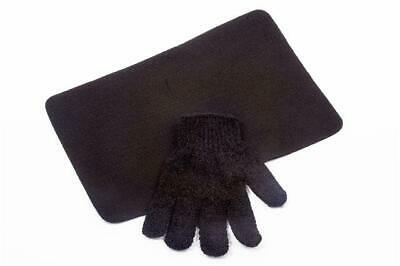 £3.99 • Buy  Heat Proof Resistant Protection Glove & Mat For GHD & Cloud 9 Wands & Tongs B