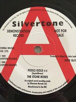 £49 • Buy The Stone Roses,DEMO,7 ,Fools Gold,N.Mint,1989,Baggy,Brit Pop,Madchester