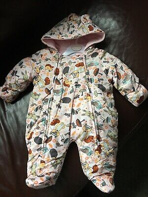 New With Tags Bebe Bonito Pramsuit / Snowsuit 0-3 Months • 5£