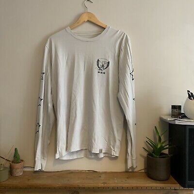 Carhartt WIP Long Sleeve Large KDJ Moodymann Set U Free • 15£