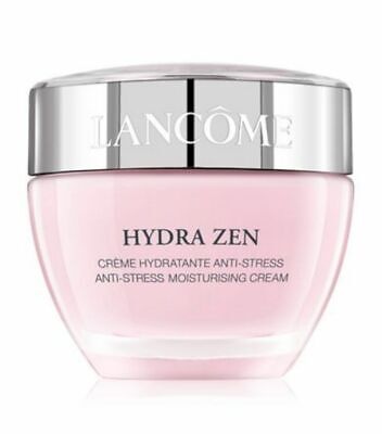 Lancome Paris Hydra Zen 50ml. Anti-Stress Moisturising Rich Cream Sealed In Box • 34.99£