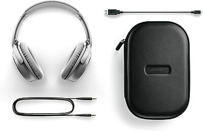 $ CDN239.88 • Buy Bose QuietComfort 35 QC35 Series II Wireless Noise-Cancelling Headphones Silver