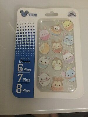 AU20 • Buy Iphone 6P/7P/8P Case Disney Brand New From Disneyland Cute