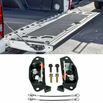 $25.88 • Buy Tailgate Cable Lock Latch Set Left & Right Side For 99-06 CHEVY Silverado GMC