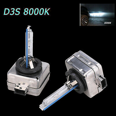 AU42.99 • Buy D3S D3C 8000K Xenon White 6000K Bulbs Replacement For Jeep Grand Cherokee 35W