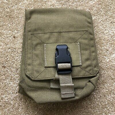 $60 • Buy Eagle Industries MLCS M60 Gunners Ammo Pouch MJK Black Buckle MOLLE NAVY SEAL
