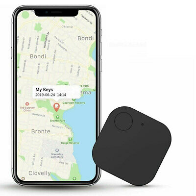 Wireless Mini Tracking Device Tag Key Child Finder Pet Tracker Vehicle Locator • 5.49£