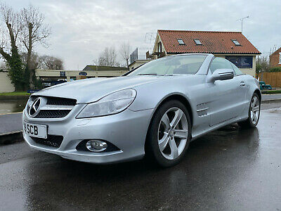 Mercedes Benz SL500 Stunning Condition 44k Miles Delivery PX AMG 5.5 V8 Swap • 13,950£