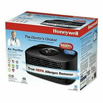 £64.63 • Buy Honeywell HPA020B Tabletop Air Purifier True HEPA Allergen Remover, Small Room