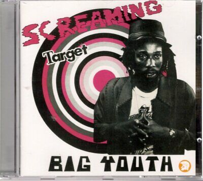 BIG YOUTH SCREAMING TARGET CD 24 Track Remastered & Expanded Edition (TJCCD305)  • 5.24£