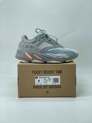 $ CDN314.31 • Buy Adidas Yeezy Boost 700 Inertia (Pre-Owned) EG7597 AUTHENTIC