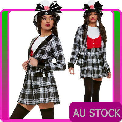 AU68.39 • Buy Ladies Clueless Dionne Costume Davenport Jacket 90s 1990s TV Film Fancy Dress