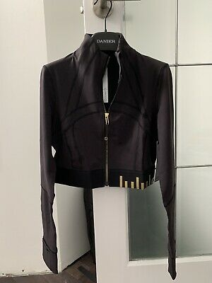 $ CDN149.99 • Buy Lululemon Define Jacket Cropped *Gold - Black / Size 8 NWT Sold Out Rare
