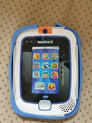 Vtech Innotab 3 Gel Skin Case New Blue Case Cover • 1.30£