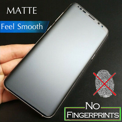 $ CDN3.32 • Buy Matte Screen Protector Film For Samsung Galaxy Note 10 S8 S9 S10 S20 Ultra Plus