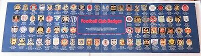 The Esso Collection Of Football Club Badges, 1970's Vintage • 9£