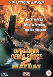 Operation Delta Force 2 - Mayday (DVD, 2002) • 6.60£