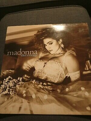 * Madonna   Like A Virgin   12   Vinyl Lp. 1984  • 3£
