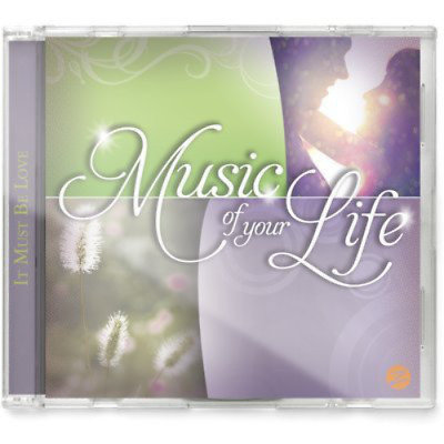 It Must Be Love - Music Of Your Life (CD) (2012) • 1.93£
