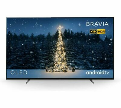 SONY BRAVIA KD55A85BU 55  Smart 4K Ultra HD HDR OLED TV Google Assistant • 980£
